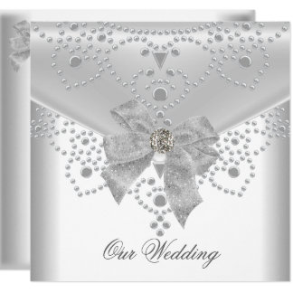 Invitations élégants de mariage
