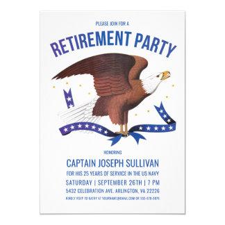 Invitations militaires de retraite | Eagle