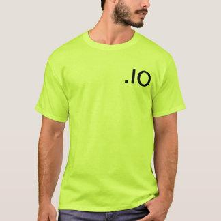 .io Gebiets-Unternehmer-T-Shirt T-Shirt