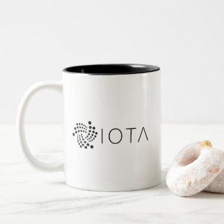 Iota-Tasse Zweifarbige Tasse