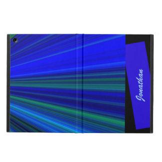 iPad Air ケース, Sternexplosion, blau