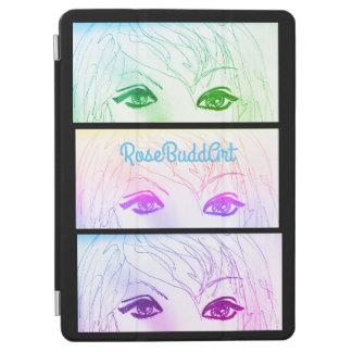 ipad intelligente Abdeckung, schwarz iPad Pro Hülle