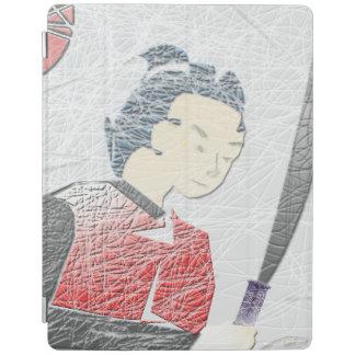 iPad Mädchenkunst iPad Hülle