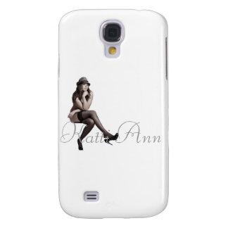 iphone 3 Abdeckung, klassischer Katti Ann Fall Galaxy S4 Hülle