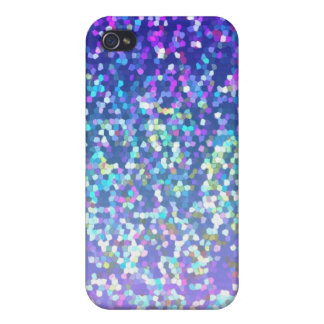 iPhone 4 Fall-Speck-Glitter-Grafik-Hintergrund Schutzhülle Fürs iPhone 4