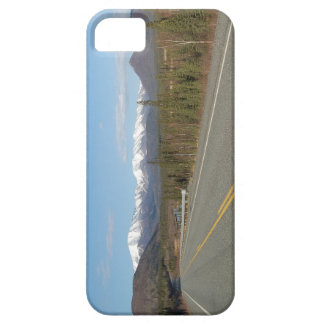 iPhone 5 barley there Handy Cover Higway in Alaska