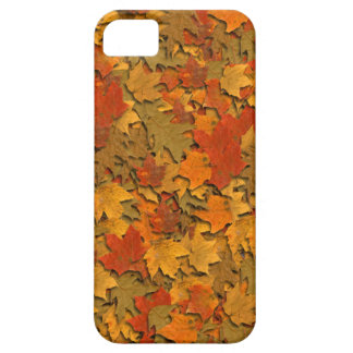 iPhone 5 Cover Hülle Case herbst laub blätter
