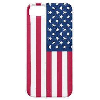 IPhone 5 Fall mit Flagge der USA Etui Fürs iPhone 5