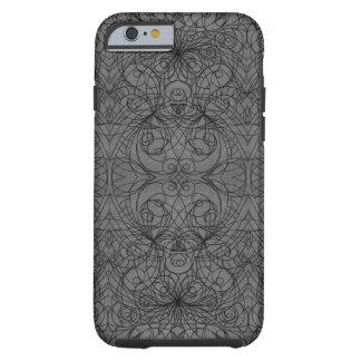 iPhone 6 Fall-Muschel-Inder-Art Tough iPhone 6 Hülle