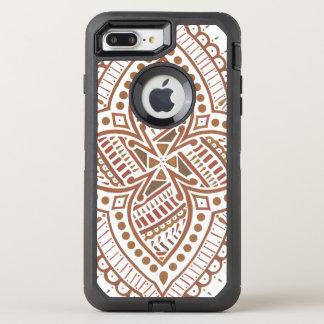 iPhone 6 Hennastrauch OtterBox Defender iPhone 7 Plus Hülle