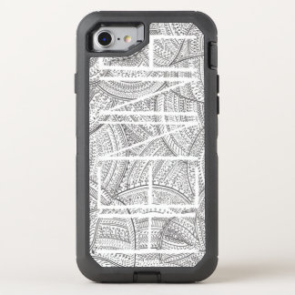 iPhone 6 Hennastrauch OtterBox Defender iPhone 8/7 Hülle
