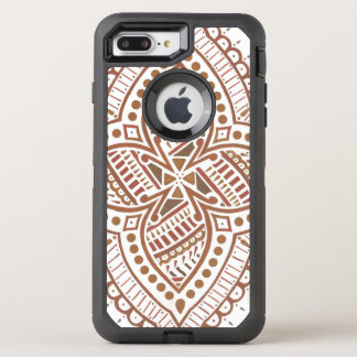 iPhone 6 Hennastrauch OtterBox Defender iPhone 8 Plus/7 Plus Hülle
