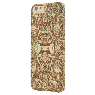 iPhone 6 Plusfall-kaum ethnische Art Barely There iPhone 6 Plus Hülle