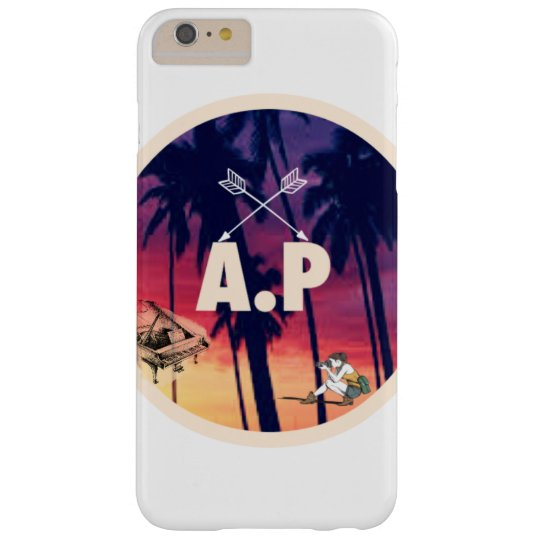 iphone 6s&6 plus case -Alexis Pecson Barely There iPhone 6 Plus Hülle
