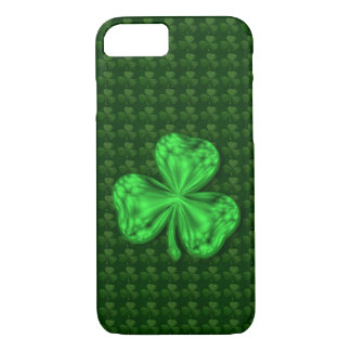iPhone 7 die Kleeblätter des Heilig-Paddys Fall iPhone 7 Hülle