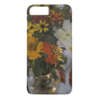 iPhone 7 Fall-Fall-Blumen-schützender Mit iPhone 8 Plus/7 Plus Hülle