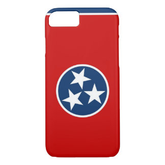 iPhone 7 Fall mit Flagge von Tennessee iPhone 8/7 Hülle