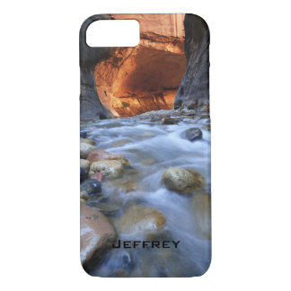 iPhone 7 Fall, personalisiert, Zion Engen iPhone 8/7 Hülle