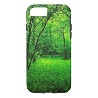 Iphone 7 - Farn-Waldfall iPhone 8/7 Hülle