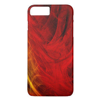 iPhone 7 Plusfall im Rot Veined iPhone 8 Plus/7 Plus Hülle