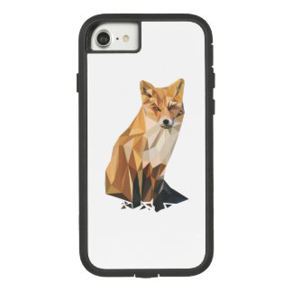 Iphone 8/7 Fall Polygon Foxs Case-Mate Tough Extreme iPhone 8/7 Hülle