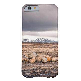 iPhone Abdeckung mit einer felsigen Landschaft Barely There iPhone 6 Hülle