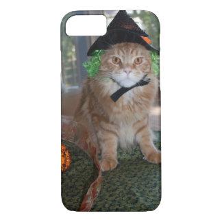 IPhone Fall 6/6s nehmen Maine-Waschbär-Hexe-Katze iPhone 8/7 Hülle