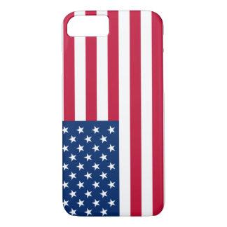 iPhone Fall - USA-Flagge iPhone 8/7 Hülle