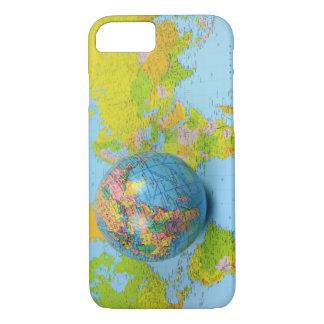 iPhone Fall-Weltreisender iPhone 7 Hülle