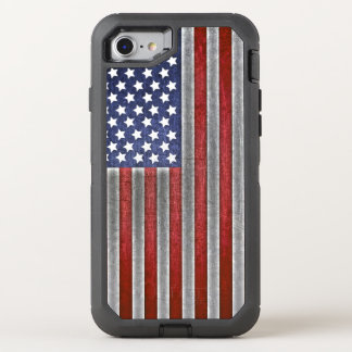 iPhone Flagge-Handy OtterBox Defender iPhone 8/7 Hülle