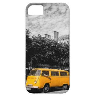 iPhone gelber Bus-Kasten (4,5,6,7,8) iPhone 5 Etui
