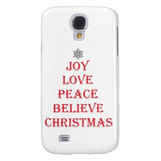 Iphone/Samsung/Ipad Weihnachtsfall Galaxy S4 Hülle