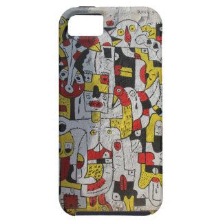 iphone Se + 5 Telefon-Kasten mit Graffitibild iPhone 5 Hüllen