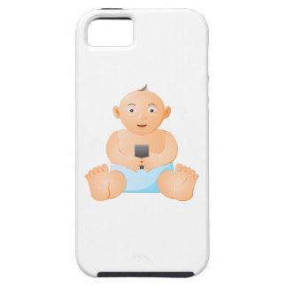 iPhone starker Telefon-Kasten mit Babybild iPhone 5 Etui