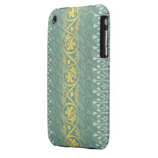 iPhone turquoise élégant 3G/3GS de Coque-Compagnon