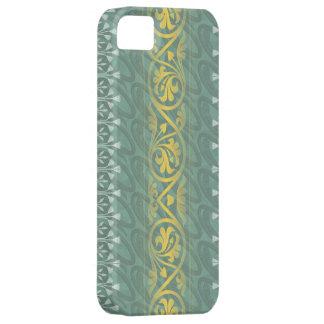 iPhone turquoise élégant 5 de Coque-Compagnon de d Coque iPhone 5
