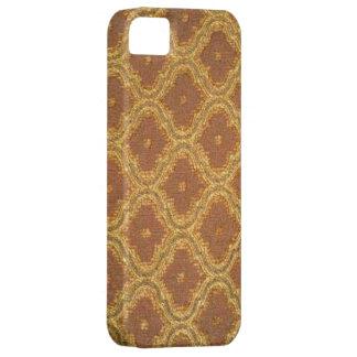 iPhone vintage 5 de Coque-Compagnon de damassé de  Coques Case-Mate iPhone 5
