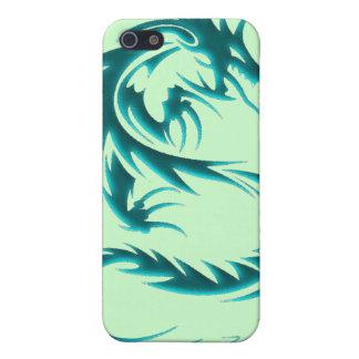 IPod-Kasten des grünen Drachen Schutzhülle Fürs iPhone 5