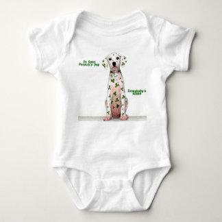 Iren Dalmation - Baby Baby Strampler