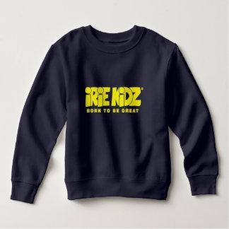 "IRIE KIDZ® ""geboren, großes"" Kleinkind-Sweatshirt Sweatshirt"