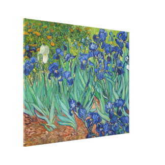 Iris durch Vincent van Gogh 1889 Leinwanddruck