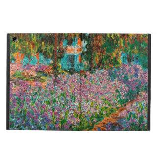 Iris in Monets Garten bei Giverny durch Claude