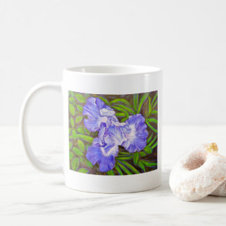 Iris-Tasse Kaffeetasse
