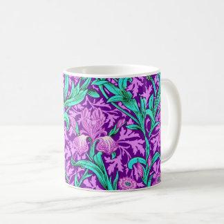 Iris Williams Morris, Amethyst Lila Kaffeetasse