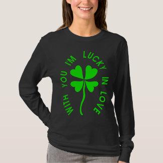 Irisch - mit Ihnen bin ich glücklicher T - Shirt