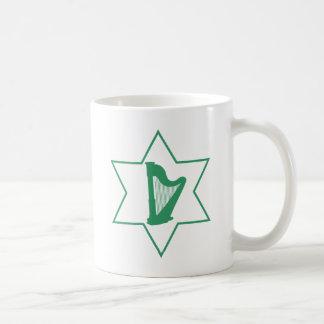 Irisch u. jüdisch kaffeetasse