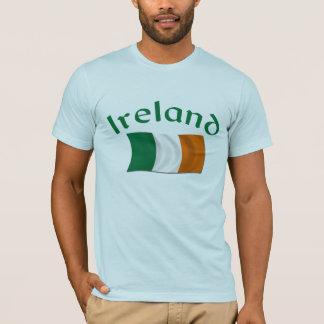 Irische Flagge T-Shirt