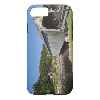 Irische Fluss-überdachte Brücke, St Martins, neu iPhone 8/7 Hülle