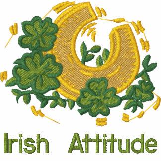 Irische Haltung