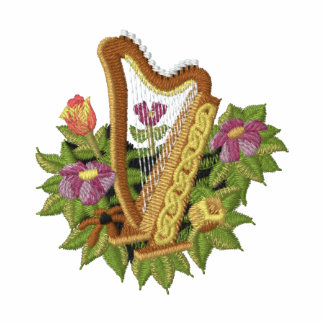 Irische Harfe